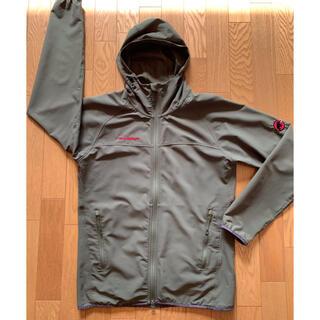 マムート(Mammut)のMAMMUT SOFtech GRANITE hooded Jacket (登山用品)