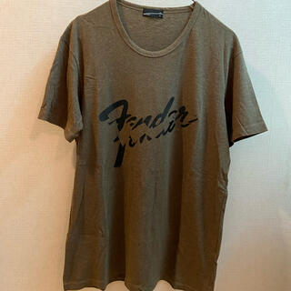 ラッドミュージシャン(LAD MUSICIAN)のLAD MUSICIAN × Fender Tシャツ【新品】(Tシャツ/カットソー(半袖/袖なし))