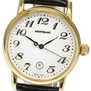 モンブラン(MONTBLANC)のモンブラン マイスターシュテック 7005 ボーイズ 【中古】(腕時計(アナログ))
