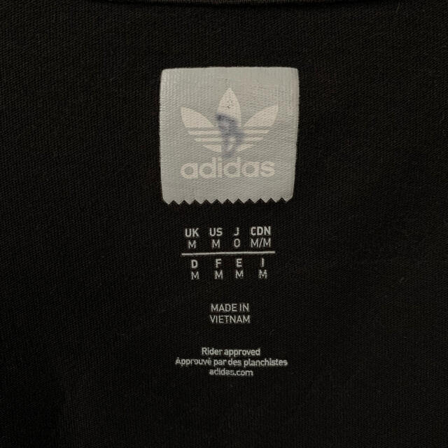 adidas(アディダス)のadidas Skateboarding スカル Tシャツ メンズのトップス(Tシャツ/カットソー(半袖/袖なし))の商品写真
