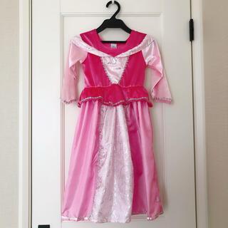 オーロラヒメ(オーロラ姫)のリトルプリンセスルーム オーロラ姫 ドレス キッズ  美品(衣装一式)