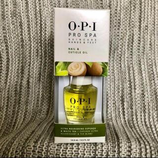 OPI★新品 プロスパ オイル 15ml ★アボプレックス オイル