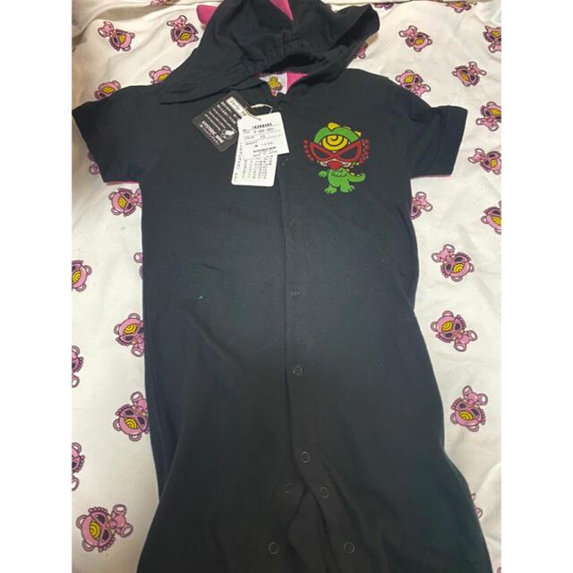 HYSTERIC MINI(ヒステリックミニ)の9 ミニラ ロンパース キッズ/ベビー/マタニティのベビー服(~85cm)(ロンパース)の商品写真