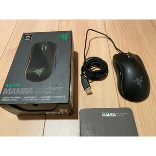 レイザー(LAZER)のRazer Mamba Tournament Edition ゲーミングマウス(PC周辺機器)