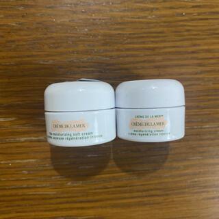 ドゥラメール(DE LA MER)の2個セット ドゥラメール モイスチャークリーム サンプル(フェイスクリーム)