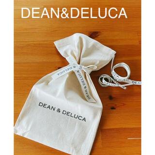 ディーンアンドデルーカ(DEAN & DELUCA)のDEAN&DELUCA⭐︎ラッピング用 布バッグ(ショップ袋)