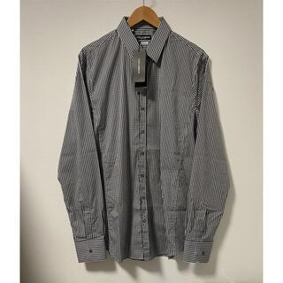 ドルチェアンドガッバーナ(DOLCE&GABBANA)のDOLCE&GABBANA ドルガバ カジュアルチェックシャツ 未使用 44(シャツ)