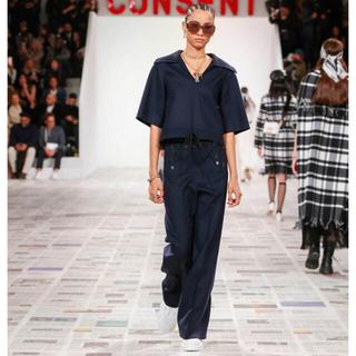 クリスチャンディオール(Christian Dior)のクリスチャンディオール   2020AW   ウールパンツ(カジュアルパンツ)