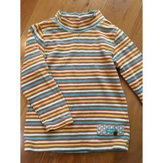 ラグマート(RAG MART)の【ラグマート】ハイネックカットソー✳︎100(Tシャツ/カットソー)