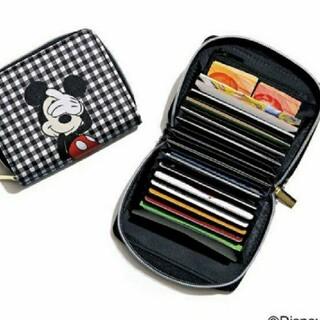 ミッキーマウス(ミッキーマウス)のSWEET付録ミッキーカードケース(財布)