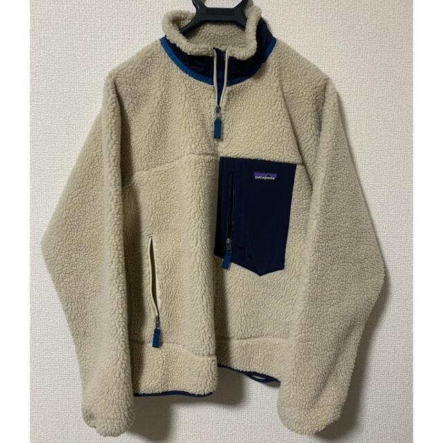 patagonia(パタゴニア)のpatagonia フリースジャケット メンズのジャケット/アウター(ブルゾン)の商品写真