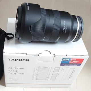 TAMRON - TAMRON A036 ソニー用レンズ