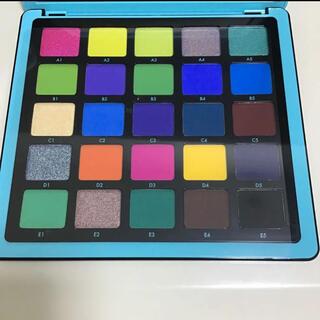 セフォラ(Sephora)のアナスタシア Norvina Pro Pigment Palette 新品(アイシャドウ)