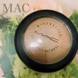 マック(MAC)のマック ミネラライズ スキンフィニッシュ/ナチュラル(フェイスカラー)