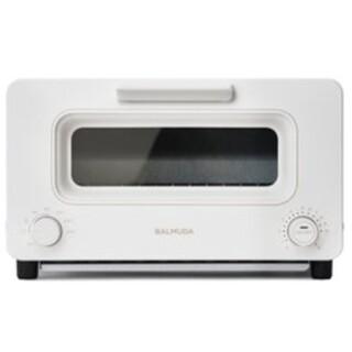 バルミューダ(BALMUDA)の新品 未開封 BALMUDA The Toaster ホワイト(調理機器)