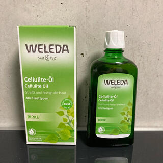 WELEDA - WELEDA ホワイトバーチオイル 200mL