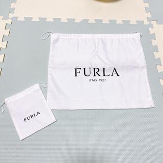 フルラ(Furla)のFURLA 巾着2枚セット(ショップ袋)