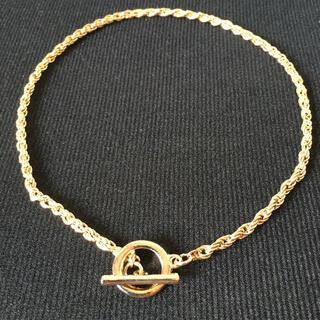 グレイル(GRL)のチェーンチョーカー ネックレス ゴールド(ネックレス)