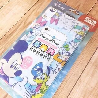 Disney - ディズニー オールスター スマホケース 防水ケース 防水ポーチ