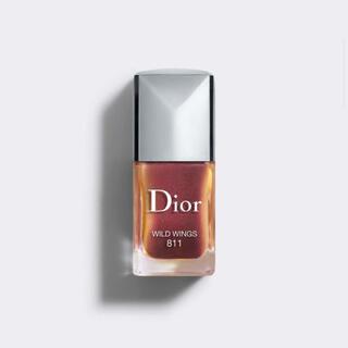 ディオール(Dior)のディオール ヴェルニ <バーズ オブ ア フェザー> 811 ワイルドウィングス(マニキュア)