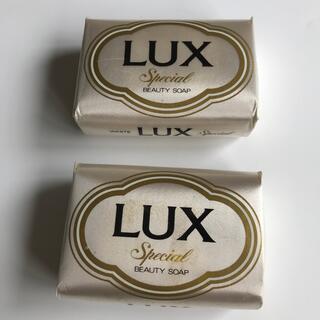 ラックス(LUX)のラックス 化粧石鹸 2個(ボディソープ/石鹸)