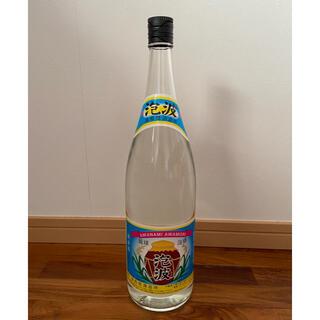 波照間酒造 泡波 クリア瓶 一升瓶(焼酎)