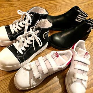 adidas - adidas スタンスミス 21 JENNY 3点セット