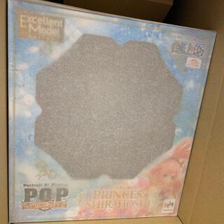 MegaHouse - pop フィギュア しらほし ワンピース ONE PIECE