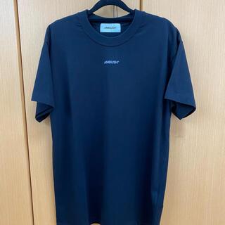 アンブッシュ(AMBUSH)の【レア】AMBUSH short sleeve logo tee(Tシャツ/カットソー(半袖/袖なし))