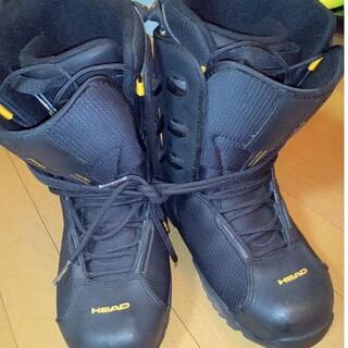 ヘッド(HEAD)のスノーボード ブーツ 24センチ(ブーツ)