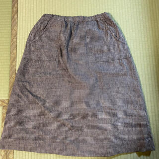 サマンサモスモス(SM2)のSamansa Mos2 スカート(ひざ丈スカート)