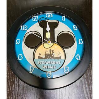 Disney - 蒸気船ウィリー 壁掛け時計 東京ディズニーシー TDS