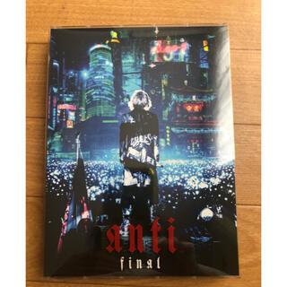 ラルクアンシエル(L'Arc~en~Ciel)のHYDE /LIVE 2019 ANTI FINAL  Blu-ray おまけ付(ミュージック)