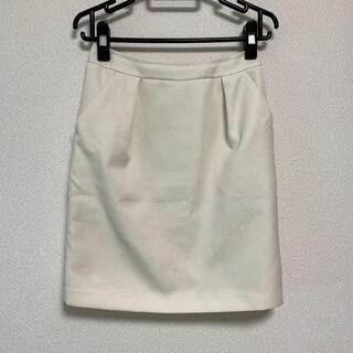 ヴィス(ViS)のVIS ストレートスカート(ひざ丈スカート)
