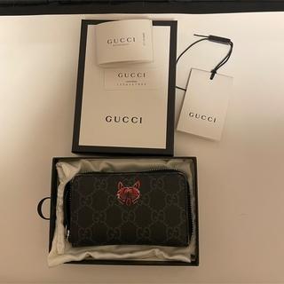 グッチ(Gucci)のGUCCI コインケース オオカミ(コインケース/小銭入れ)
