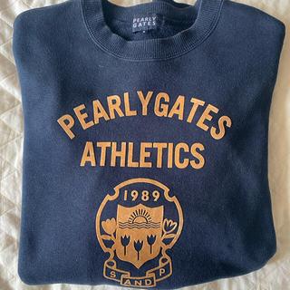 PEARLY GATES - パーリーゲイツ トレーナー