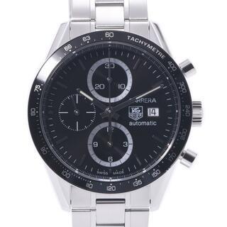 タグホイヤー(TAG Heuer)のタグホイヤー  カレラ クロノグラフ タキメーター 腕時計(腕時計(アナログ))