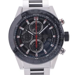 タグホイヤー(TAG Heuer)のタグホイヤー  カレラ キャリバー ホイヤー01 クロノグラフ 腕時計(腕時計(アナログ))