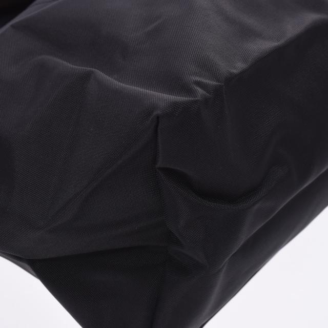 LONGCHAMP(ロンシャン)のロンシャン  ル プリアージュ ロング S トートバッグ 黒/茶 レディースのバッグ(トートバッグ)の商品写真