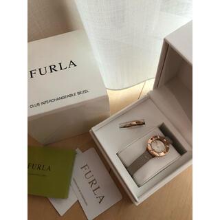 フルラ(Furla)のFURLA⭐︎腕時計 箱・保証書付き(腕時計)