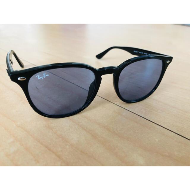 Ray-Ban(レイバン)のRay-Ban RB4259F 601/80 レイバン 眼鏡サングラス キムタク メンズのファッション小物(サングラス/メガネ)の商品写真