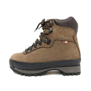 モンベル(mont bell)のモンベル トレッキング ブーツ シューズ 登山靴 ブラウン 21.5 靴 ■SM(その他)