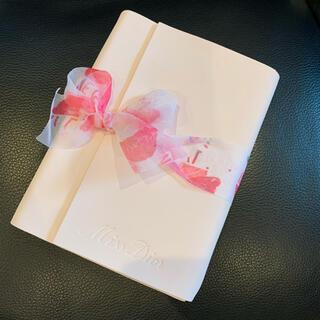ディオール(Dior)のDIOR ノート / ピンク(ノート/メモ帳/ふせん)