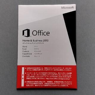 Microsoft - 新品未開封Microsoft Office Home&Business2013