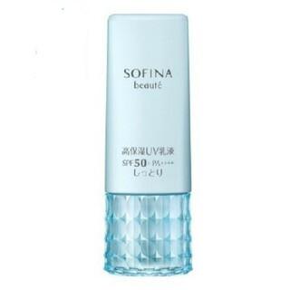 SOFINA - ソフィーナボーテ 高保湿UV乳液 SPF50 しっとり