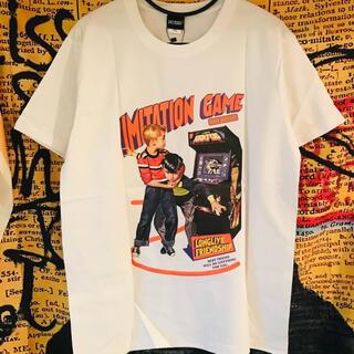 ♢♢ GAME ♢♢ Tシャツ チャンピオン エクストララージ vans ハフ(Tシャツ/カットソー(半袖/袖なし))