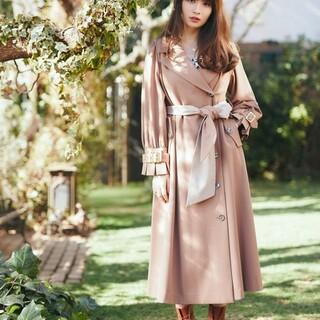 snidel - ハーリップトゥー♡Belted Dress Trench Coatトレンチコート