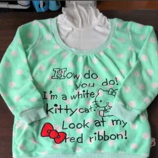 ハローキティ(ハローキティ)のキティちゃん 130トレーナー(Tシャツ/カットソー)