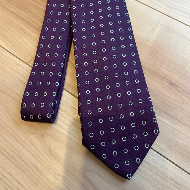 LUIGI BORRELLI(ルイジボレッリ)のルイジ ボレッリ ネクタイ メンズのファッション小物(ネクタイ)の商品写真