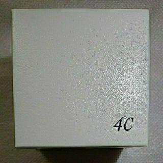 4℃ - 4℃ K18 一粒ダイヤ ネックレス イエローゴールド YG アーカー ノジェス